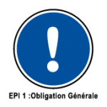 EPI1 Obligation generale
